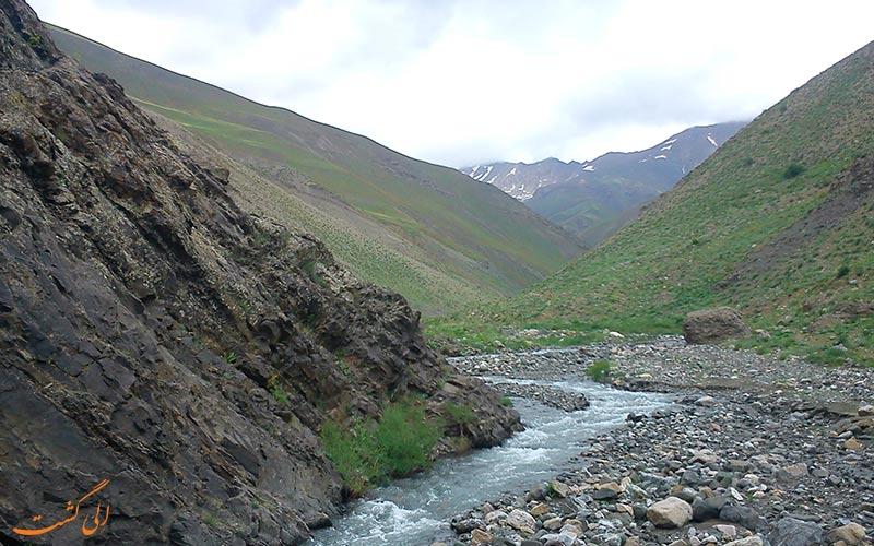 رودهای طالقان