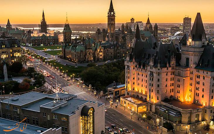 شهر اتاوا در کانادا