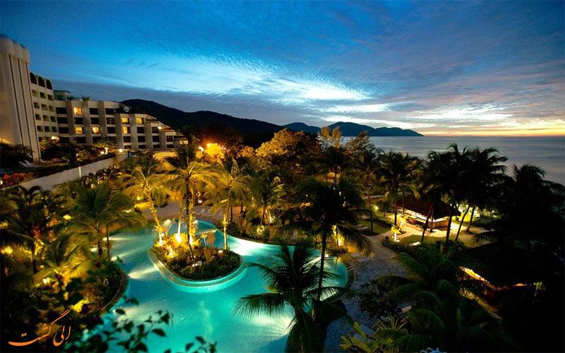 هتل پارک رویال پنانگ PARKROYAL Penang Resort