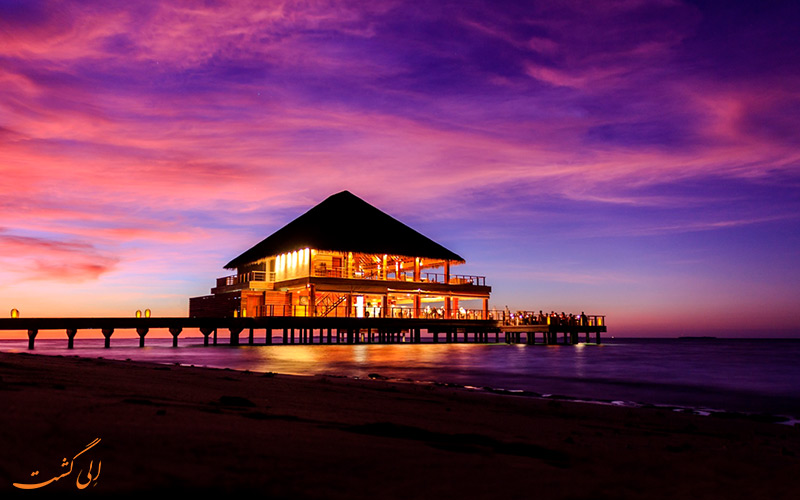رستوران بنجارونگ هتل دوسیت تانی مالدیو