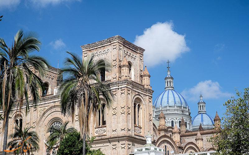 بناهای اکوادور