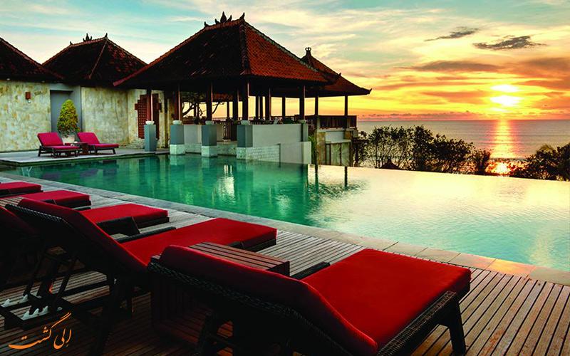هتل در شهر بالی