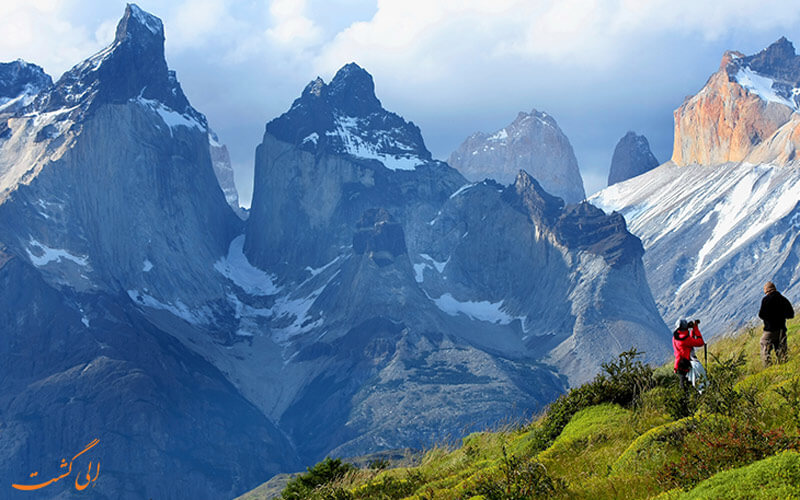 طبیعت شیلی