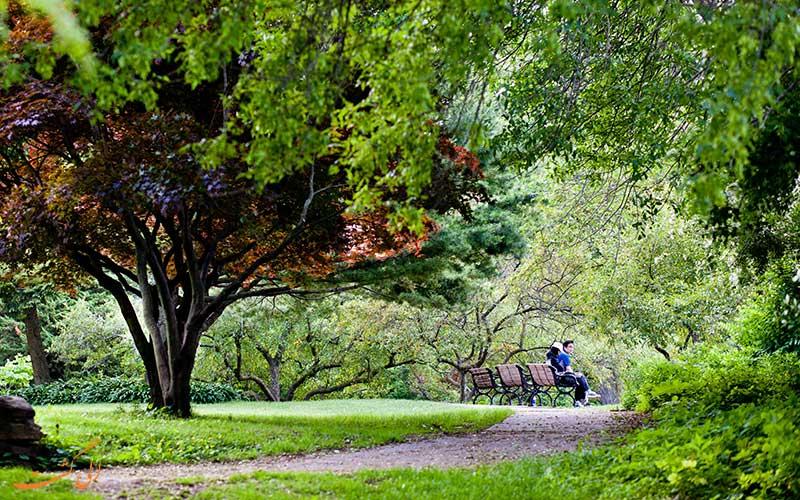 های پارک در تورنتو
