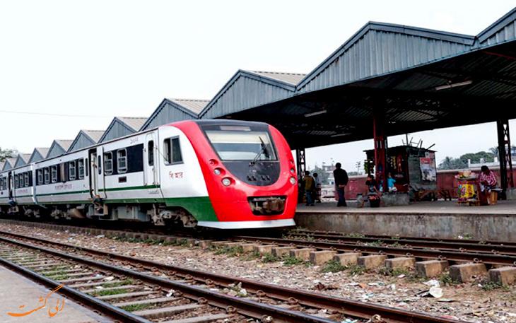 حمل و نقل در بنگلادش