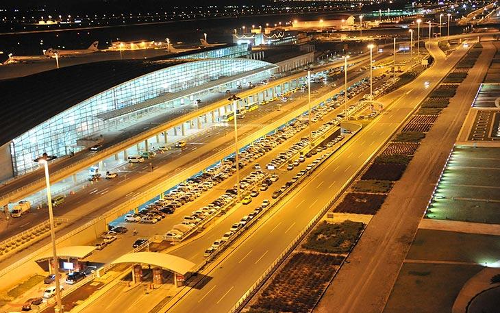 معرفی فرودگاه امام خمینی