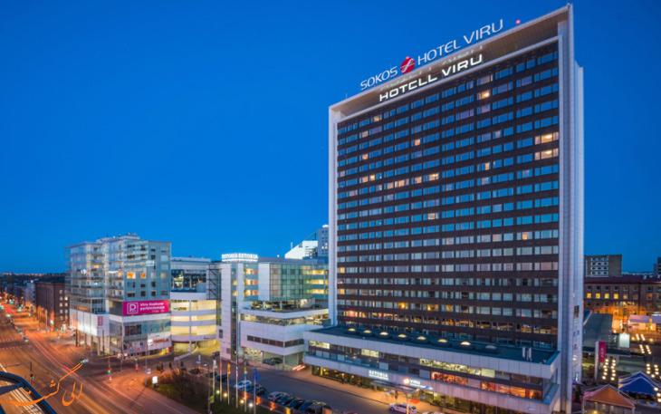 هتل های استونی