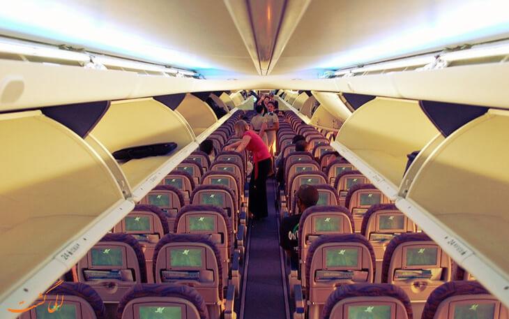 کلاس پروازی فلای دبی