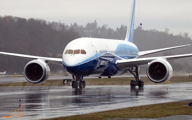 برف پاک کن هواپیما