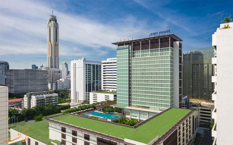 هتل پولمن بانکوک کینگ پاور