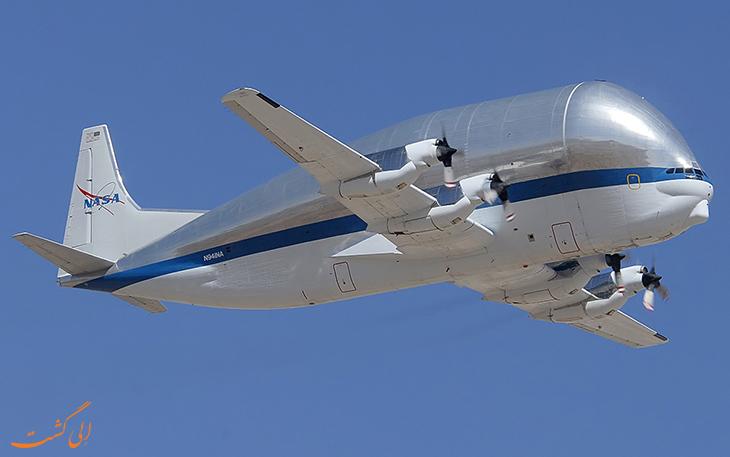 هواپیمای باربری ناسا سوپر گوپی