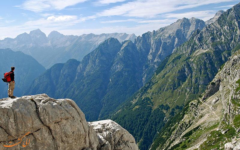 جاذبه های طبیعی اسلوونی
