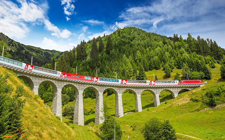 مزایای استفاده از قطار در اروپا