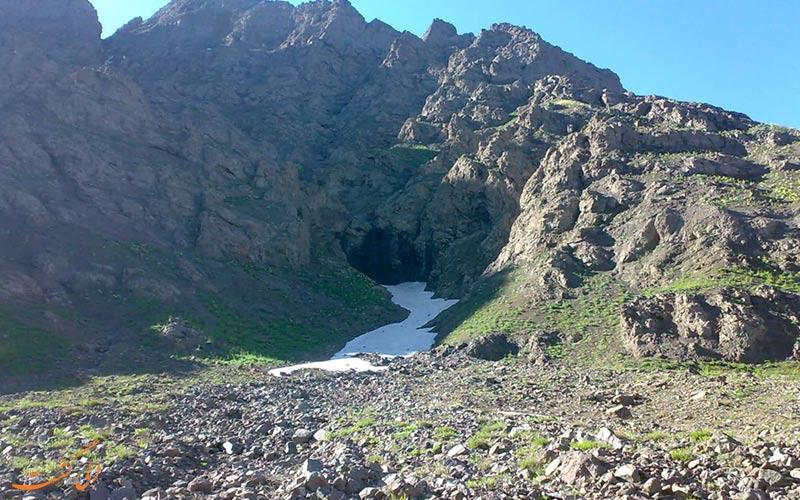 کوه های طالقان