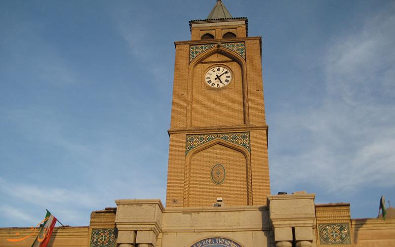 جاذبه های اصفهان