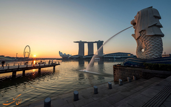 جاذبه های آسیا- سنگاپور