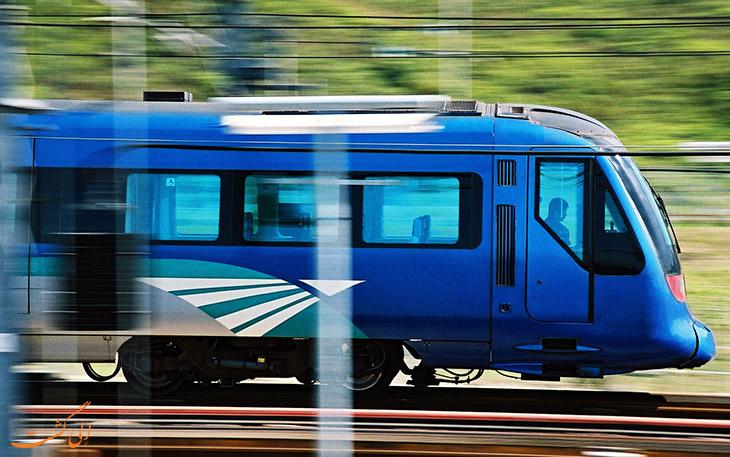 حمل و نقل فرودگاه هنگ کنگ قطار اکسپرس