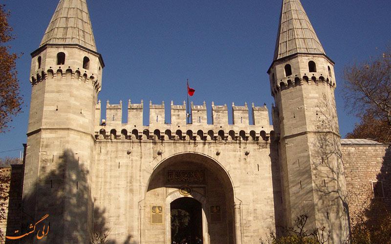 بناهای ترکیه