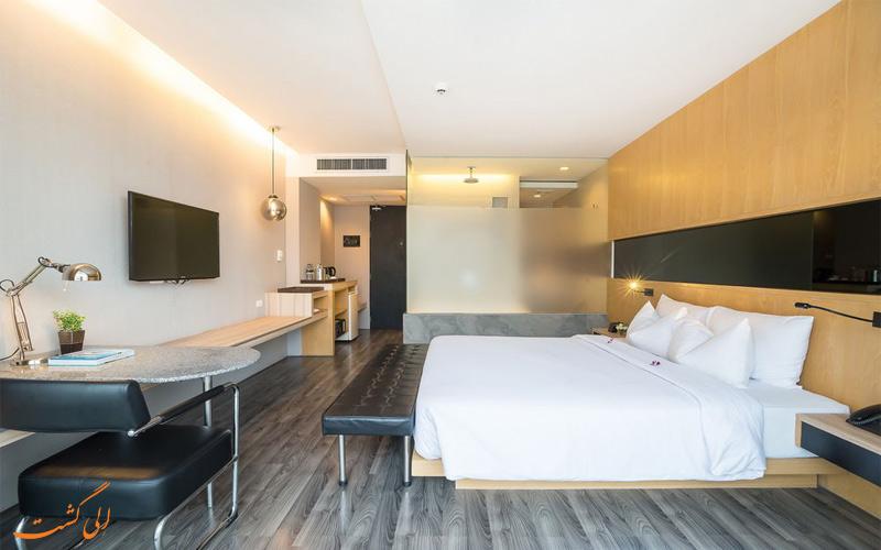 انواع اتاق های هتل ویستا پاتایا