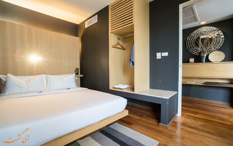 امکانات اتاق های هتل ویستا پاتایا