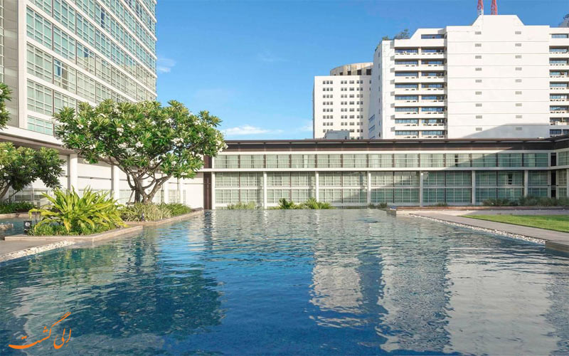 هتل پولمن بانکوک کینگ پاور Pullman Bangkok King Power