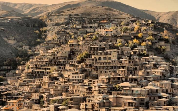 روستاهای شاندیز