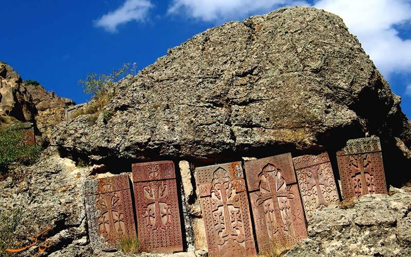کتیبه های ارمنستان