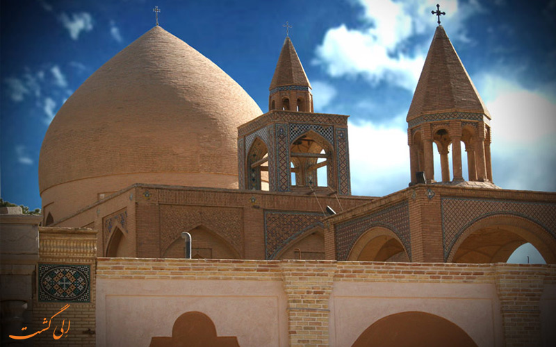 معماری کلیسای وانک