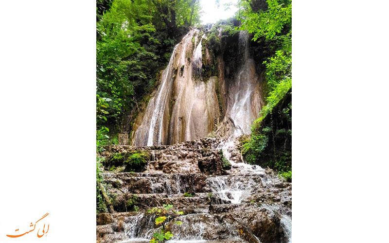 اسکلیم رود در سواد کوه