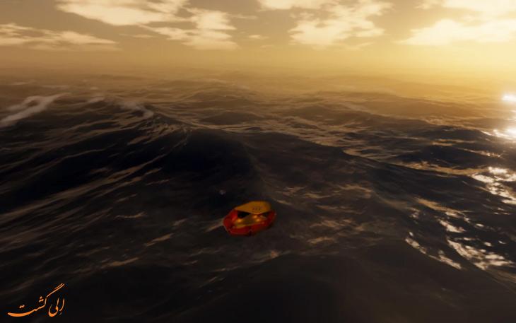 گرم ترین اقیانوس جهان