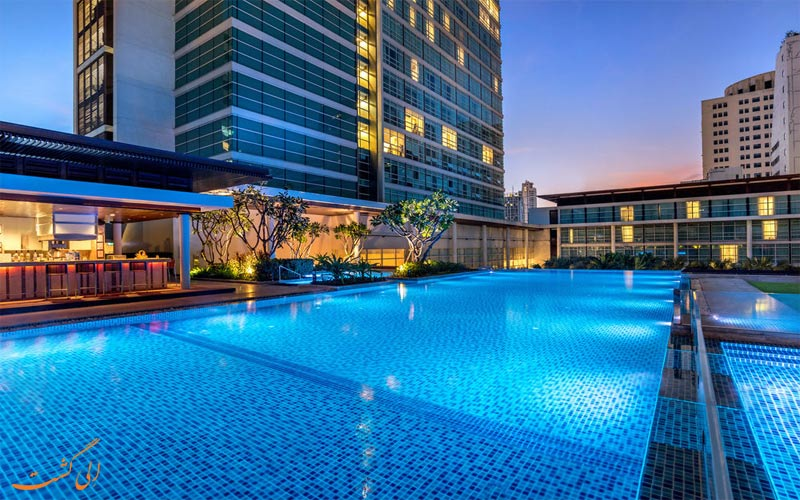 امکانات تفریحی هتل پولمن بانکوک کینگ پاور