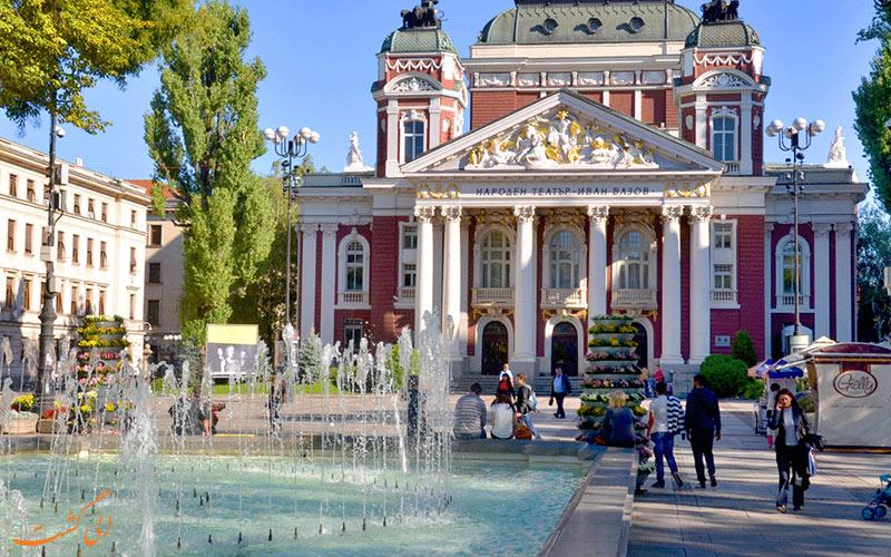 بناهای بلغارستان
