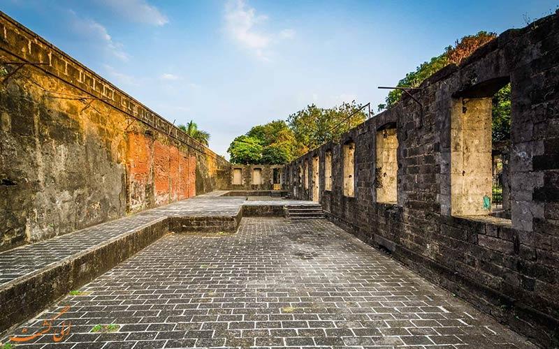 قلعه قدیمی فیلیپین