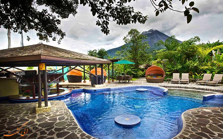 هتل در کاستا ریکا