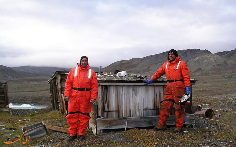 پایگاه قطب شمال