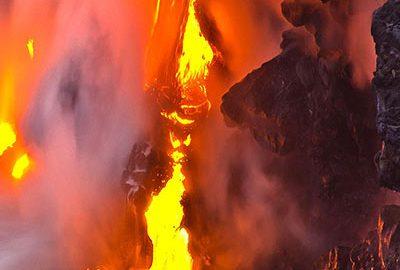 آتشفشان های فعال