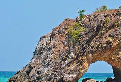 قایقرانی و پیاده روی در کو تاروتائو
