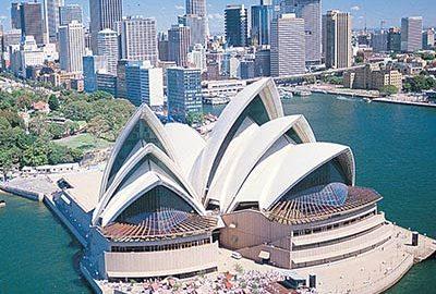دیدنی های استرالیا