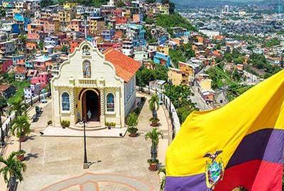 تاریخ اکوادور
