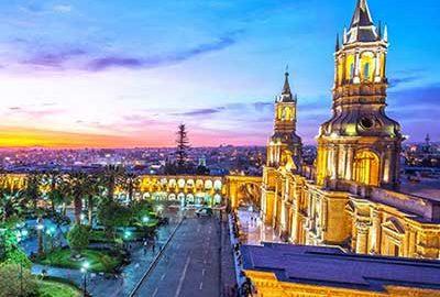 تاریخ کشور پرو