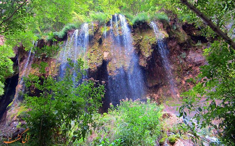 آبشار اصلی اخلمد