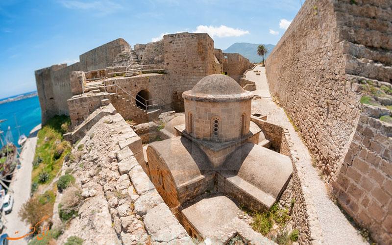 بناهای تاریخی قبرس