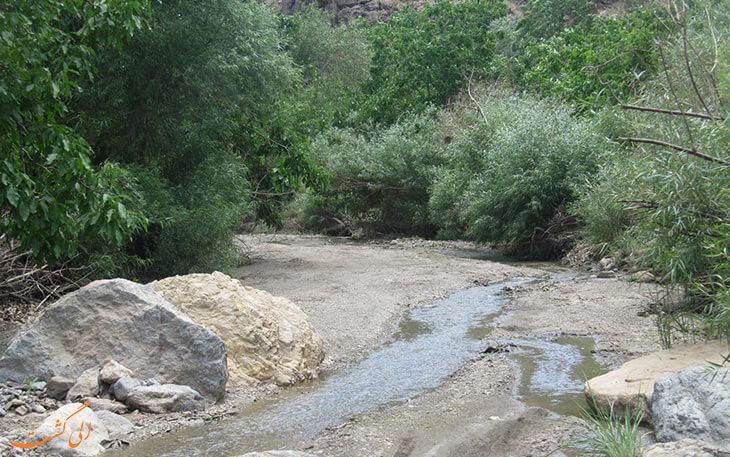 رودخانه شاندیز