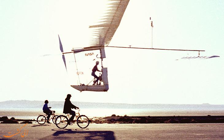 کم سرعت ترین هواپیما جهان