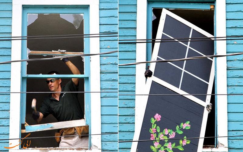 در و پنجره ها