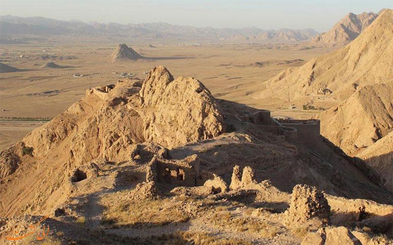 آثار تاریخی قائن