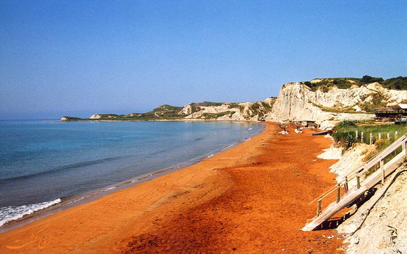رنگ دریای سرخ