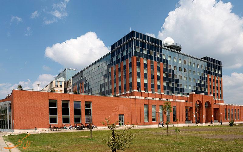 دانشگاه علوم پزشکی سملوایز بوداپست