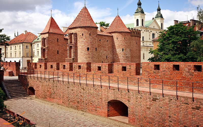آثار تاریخی لهستان