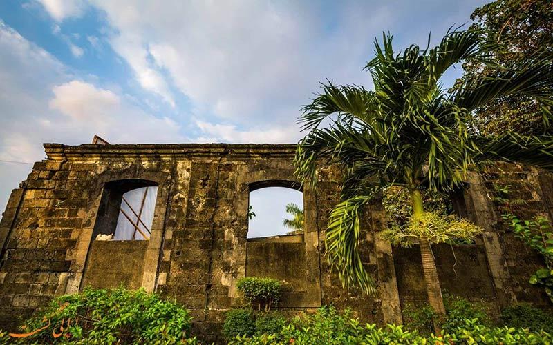 قلعه قرون وسطایی فیلیپین